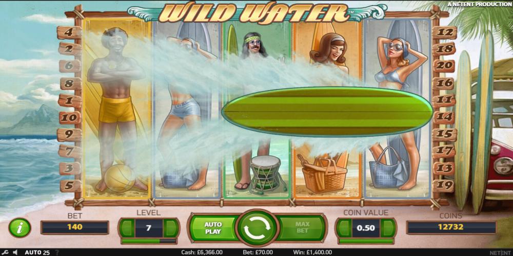 Rock n roll roulette Wild Genießer