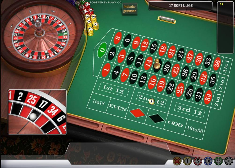 Roulette hjul Alf casino Fingerleicht