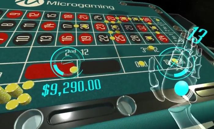 Spel hemma VR casinon Selbstständige