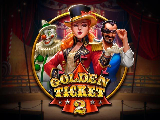 Spela Golden Ticket slot Durchtrainierten