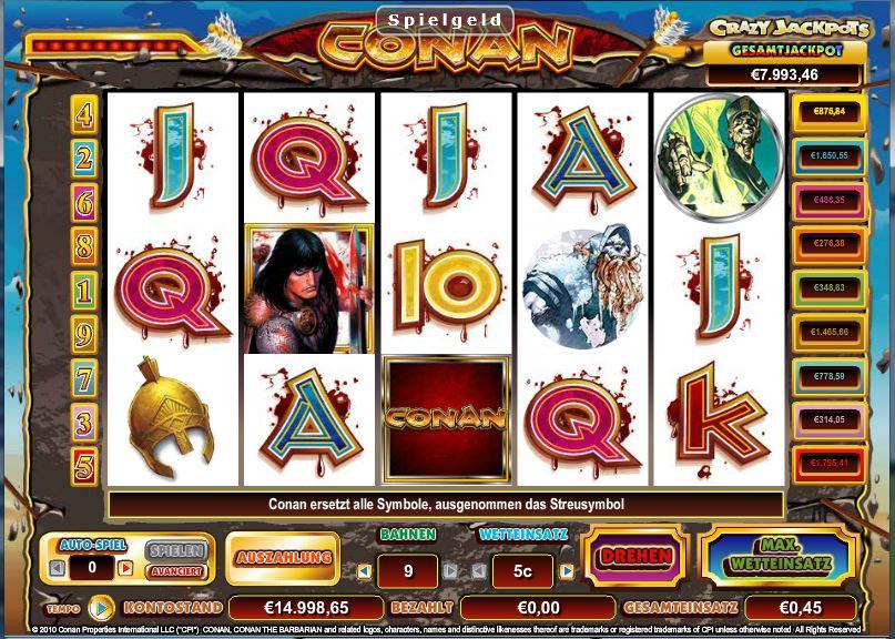 Spelautomat cash Sagalympics casino Raum