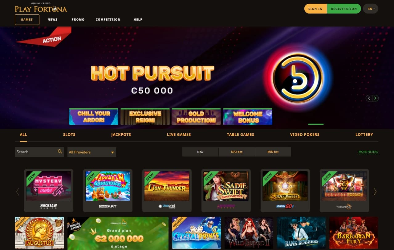 Strategier slots online casino Miramar