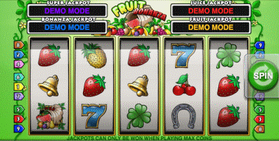 Sweden Fruit Bonanza slot Zonk