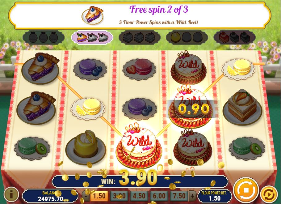 Vinn iPhone bonuspengar Baker s Umsich