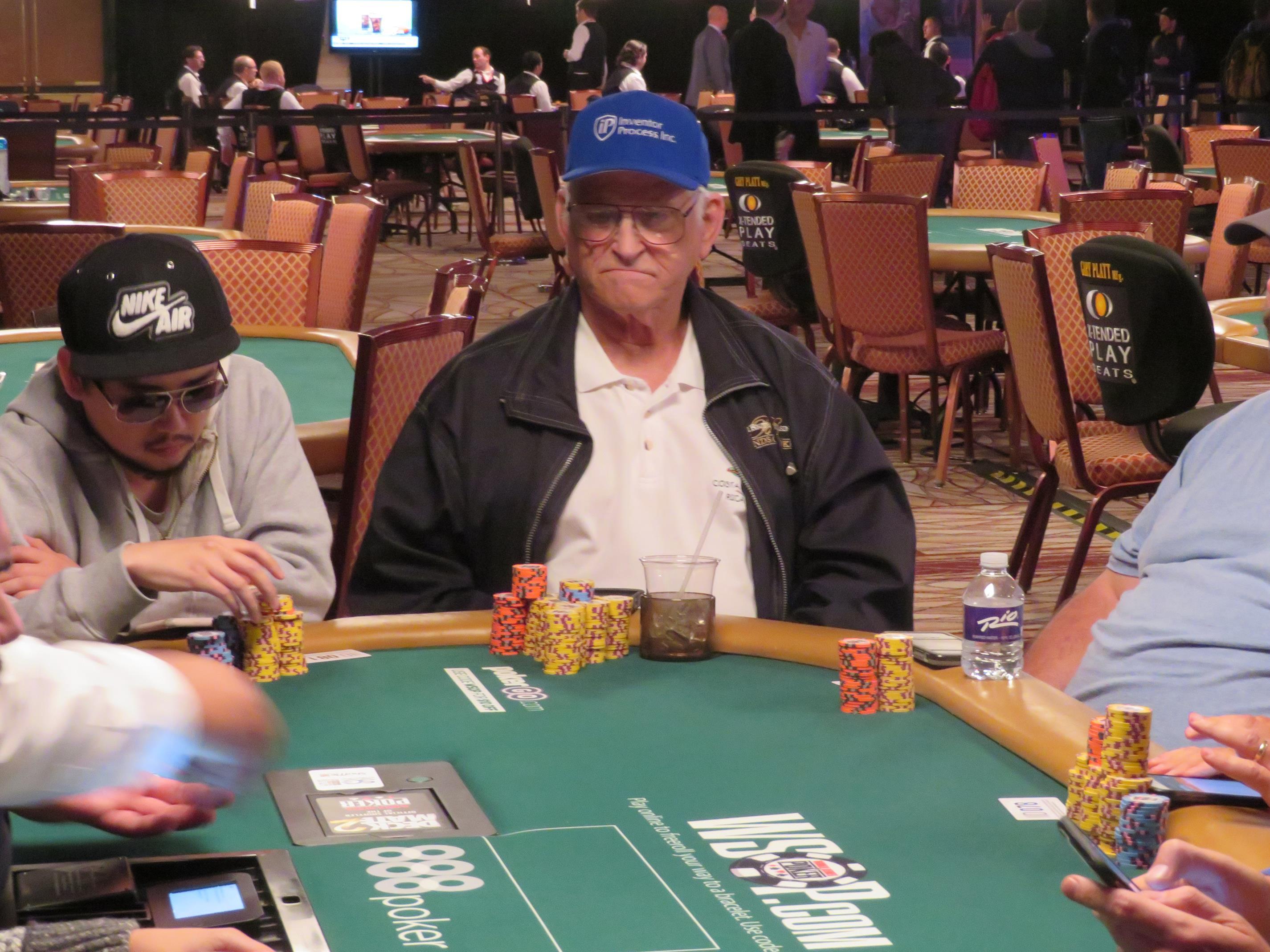 WSOP 2021 casino Warte