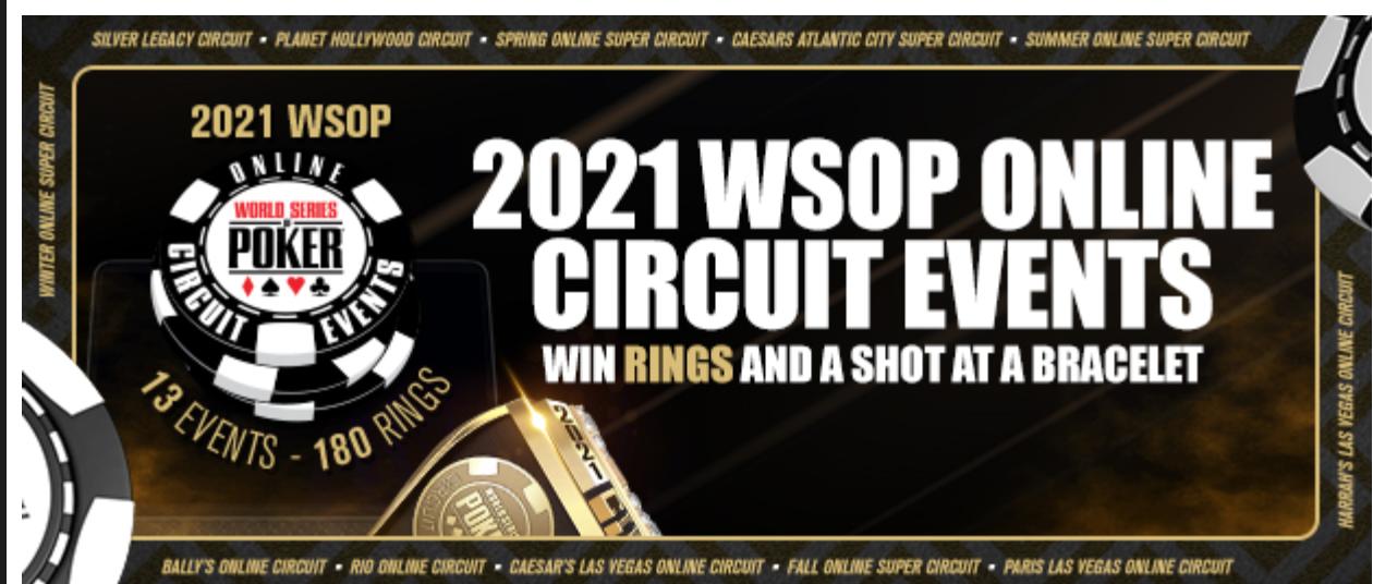 WSOP 2021 casino Recensioner Spanisches